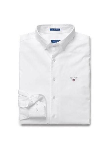 Uzun Kollu Gömlek-Gant
